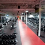 Main Workout Gym