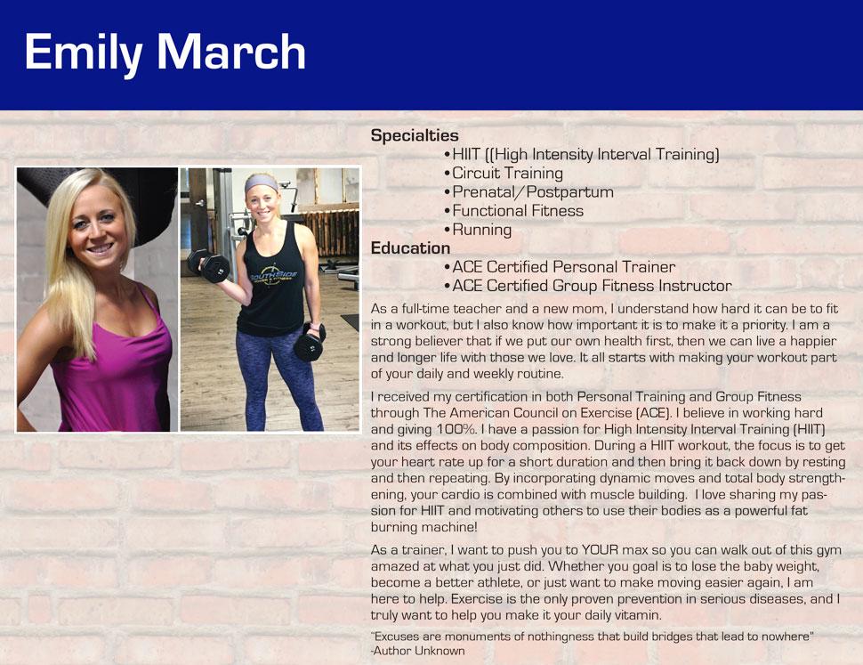 Trainer_Bio Emily March Bio-8.5x11_BIO_970p